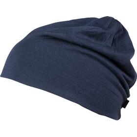 Lundhags Gimmer Bonnet léger en mérinos, deep blue